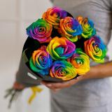 Можно ли изменить цвет цветов
