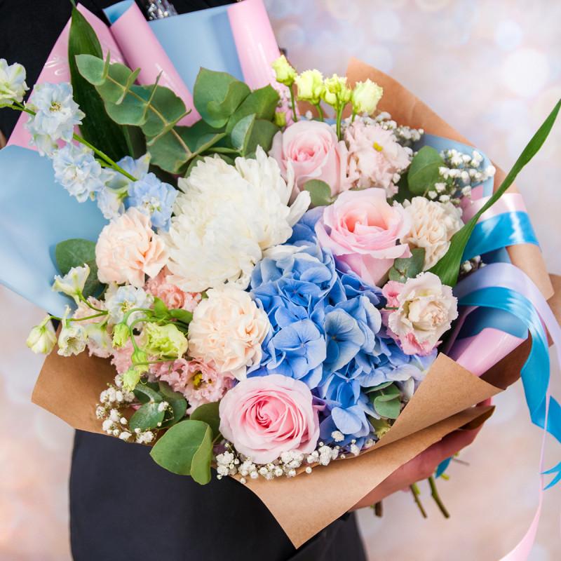 Букет роз, каталог голландской букетной зеленина