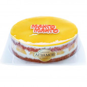 Торт «МАНГО-МАНГО»