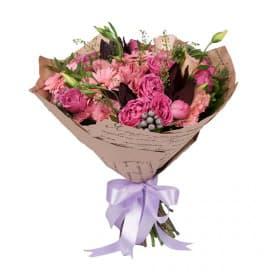 Букет цветов Фантазия