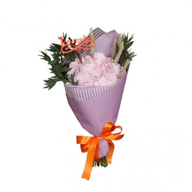 Букет цветов Прилежный ученик